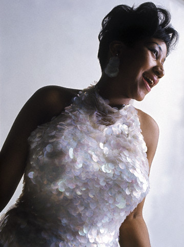 Aretha Franklin. By  Jerry Schatzberg/CORBIS.